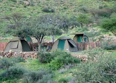 BüllsPort Campingplätze