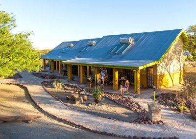 BüllsPort Lodge