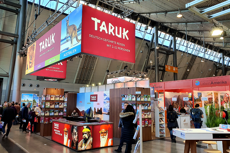 Tour operator Taruk CMT Stuttgart Offers of Experiences BüllsPort Naukluft Mountains